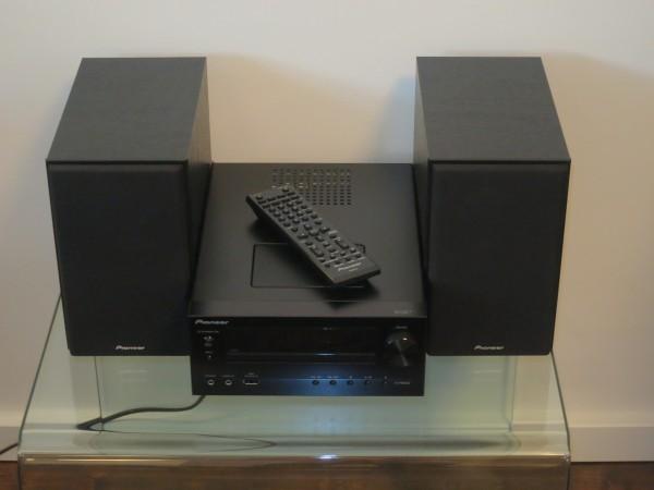 Pioneer Audioanlage